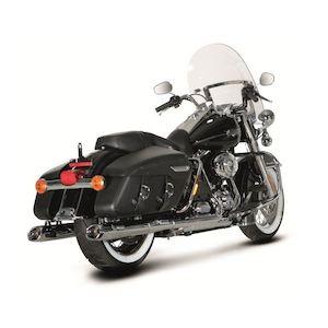 Akrapovic Slip-On Exhaust For Harley Touring 2006-2016