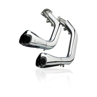 Akrapovic Exhaust System For Harley Dyna 2006-2013