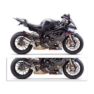 Two Brothers M-2 VALE Slip-On Exhaust BMW S1000RR 2010-2013