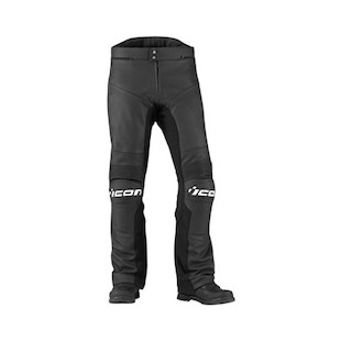 Icon Overlord Prime Leather Pants
