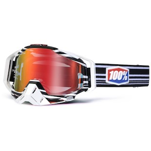 100 Racecraft Barcode Goggle