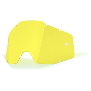 100% Replacement Goggle Lens