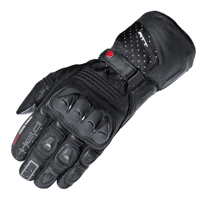 Held-Air-n-Dry-Motorradhandschuh-schwarz