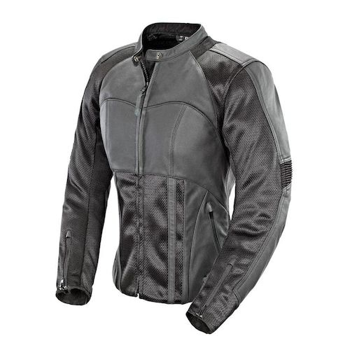 Joe Rocket Women's Radar Jacket - Black/Black