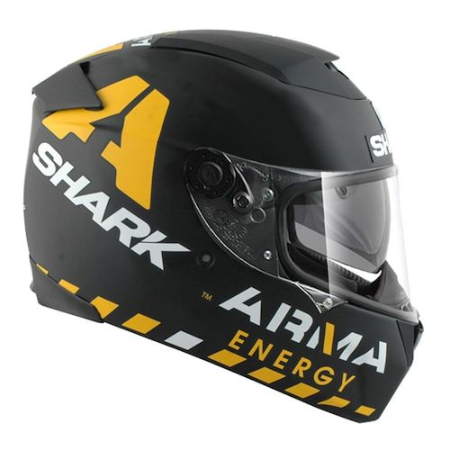 shark speed r redding replica helmet size xs only revzilla. Black Bedroom Furniture Sets. Home Design Ideas