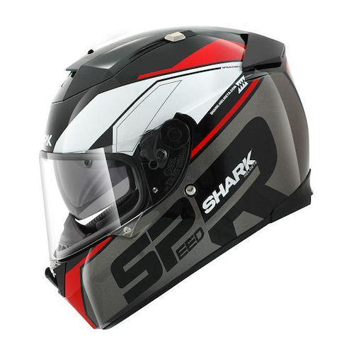shark speed r sauer helmet revzilla. Black Bedroom Furniture Sets. Home Design Ideas