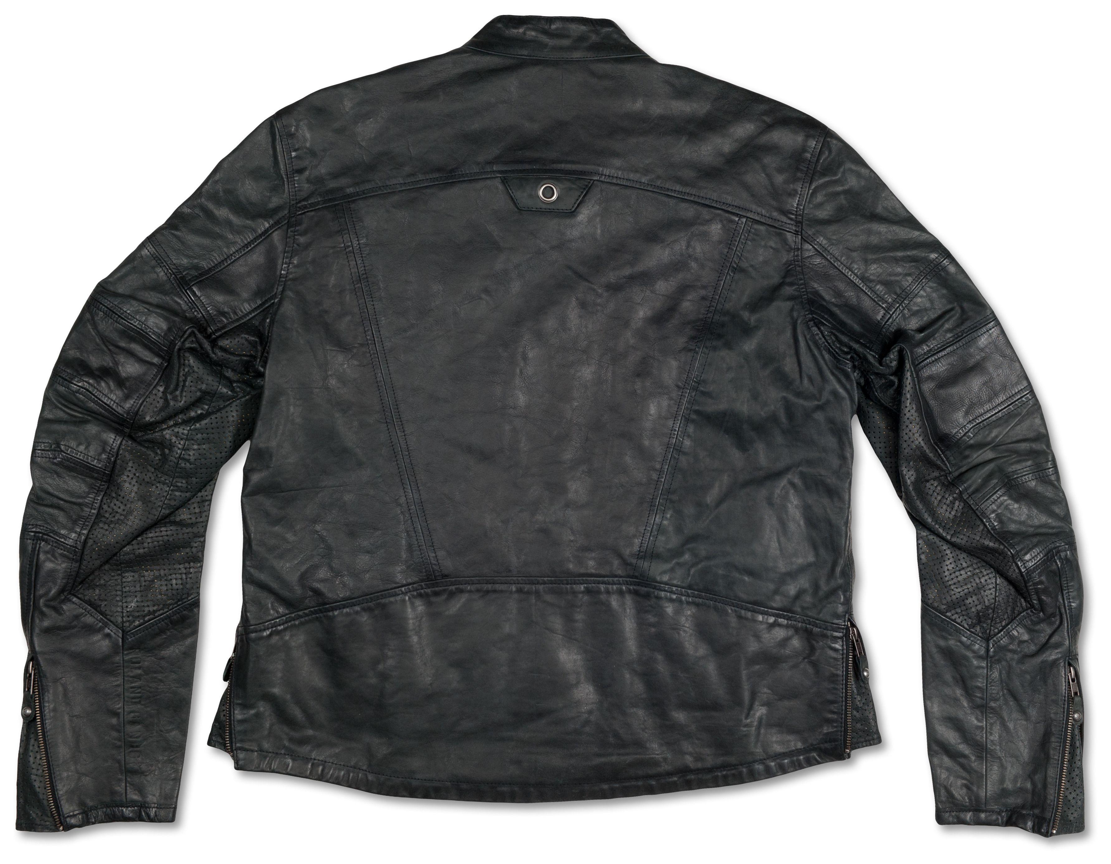 2e5dbdfd7e277 Roland Sands Ronin Leather Jacket - RevZilla