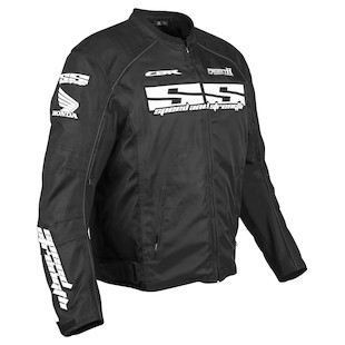 Speed and Strength CBR Project H Textile Jacket