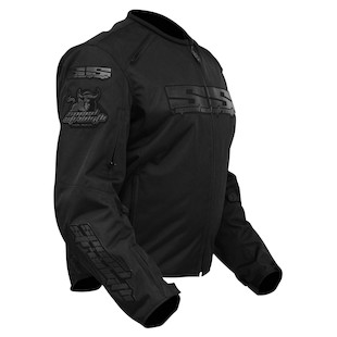 Speed and Strength Under The Radar Textile Jacket