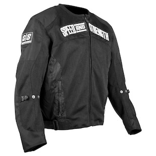 Speed and Strength Trial By Fire Mesh Jacket