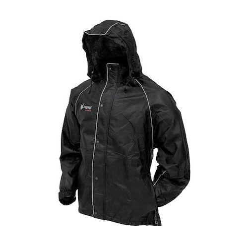 Frogg toggs tekk toad rain jacket revzilla for Motor cycle rain gear