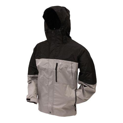Frogg toggs toadrage rain jacket revzilla for Motor cycle rain gear