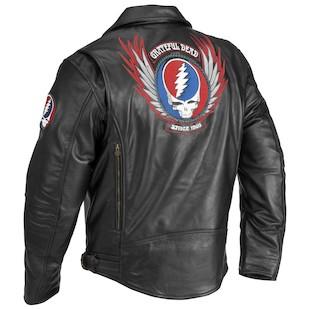 River Road Grateful Dead Steal Your Face 1965 Jacket