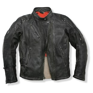 Roland Sands Rocker Leather Jacket