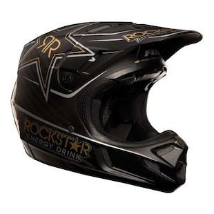 Fox Racing V4 Rockstar Helmet
