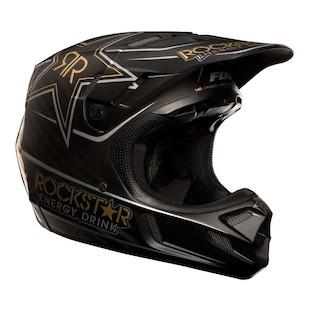 Fox Racing V4 Rockstar Helmet