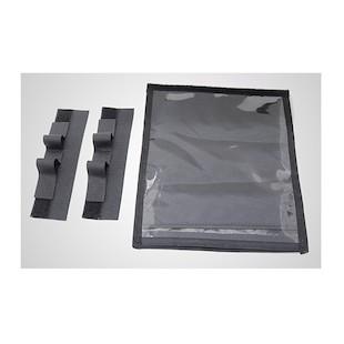 Wolfman Rolie Bag Map Pocket Kit - Med/Large Rolie Bags