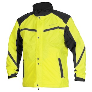 Firstgear Sierra Day Glo Rain Jacket