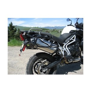 Wolfman Side Racks Triumph Tiger 800 XC