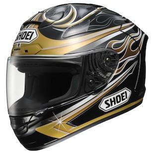 Shoei X-12 Vermeulen 4 Replica Helmet (XS)