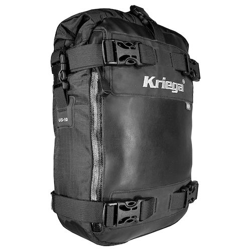 kriega tail pack fitting instructions