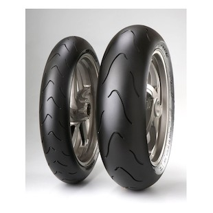 Metzeler Racetec K2 Soft Rear Tires