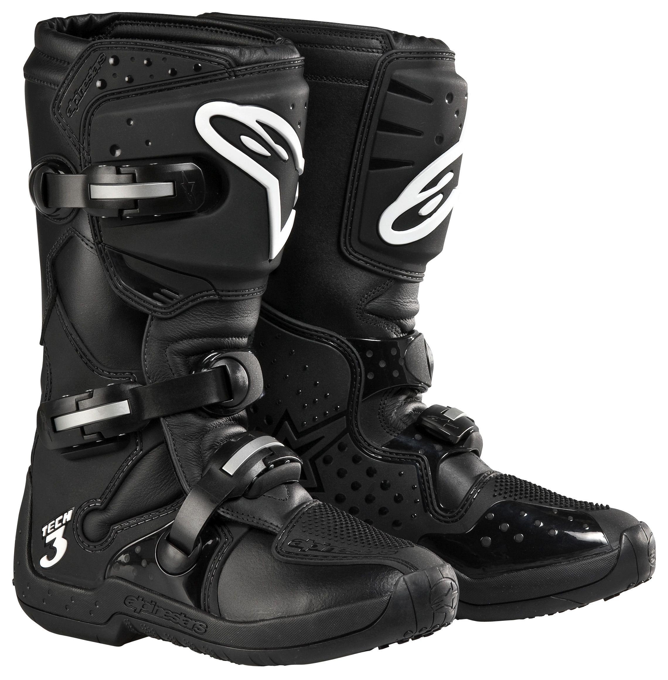 Alpine Motorcycle Gear >> Alpinestars Stella Tech 3 Boots - RevZilla