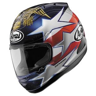 Arai Corsair V Edwards Patriot Replica Helmet