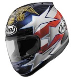 Arai Corsair V Edwards Patriot Replica Helmet