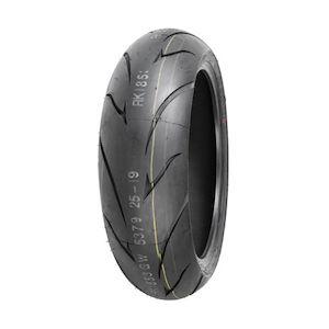Shinko 011 Verge Rear Tires
