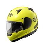 Arai Signet-Q Hi-Viz Neon Helmet