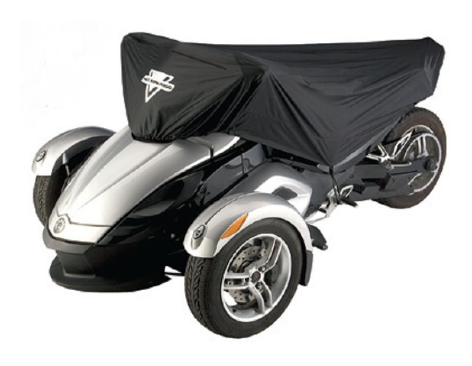 nelson rigg can am spyder half cover 20 off revzilla. Black Bedroom Furniture Sets. Home Design Ideas