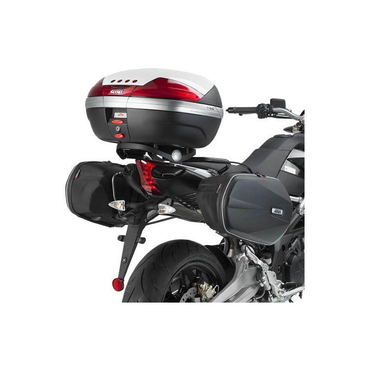 Givi TE6700 Easylock Saddlebag Supports Aprilia Dorsoduro 750 2011-2014