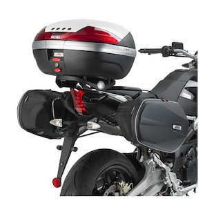 Givi TE6700 Easylock Saddlebag Supports Aprilia Dorsoduro 750 2011-2014