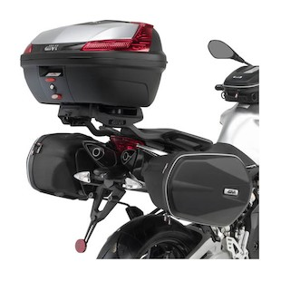 Givi TE6702 Easylock Saddlebag Supports Aprilia Shiver 2010-2011