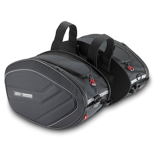 Givi EA100 / T492 Easy Range Saddlebags