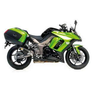 Leo Vince LV-One EVO II Slip-On Exhaust Kawasaki Ninja 1000 2011-2013