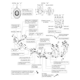 Leo Vince Factory R EVO II Exhaust System Suzuki GSXR600 / GSXR750 2011-2013