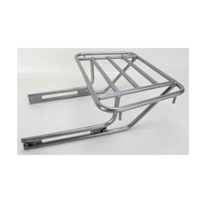Moose Racing Expedition Rear Top Rack - Yamaha XT225 1992-2007