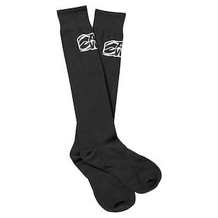 Answer Thin Knee-High Moto Socks