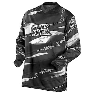 Answer Syncron Jersey (Color: Black / Size: 3XL)