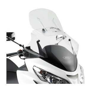 Givi AF266 Airflow Windscreen Suzuki Burgman 400 2007-2014