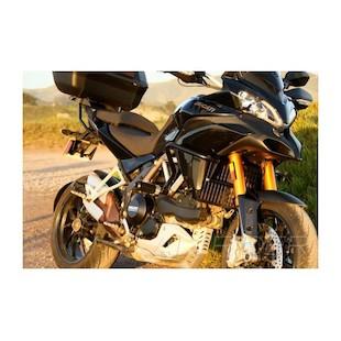 AltRider Crash Bars & Frame Slider Kit Ducati Multistrada 1200 2010-2014