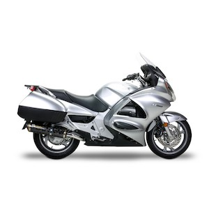 Two Brothers M-2 VALE Slip-On Exhaust Honda ST1300 2003-2012