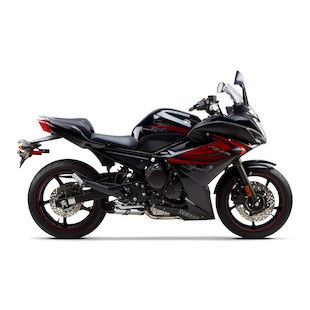 Two Brothers M-2 VALE Exhaust System Yamaha FZ6R 2009-2014