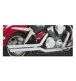 Vance & Hines Big Shots Staggered Exhaust for Honda VTX1800R/VTX1800N Retro 2002-2008