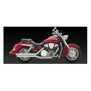 Vance & Hines Big Shots Staggered Exhaust Honda VTX1800R/N