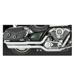 Vance & Hines Big Shots Exhaust for Vulcan VN1700 2009-2013