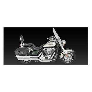 Vance & Hines Big Shots Staggered Exhaust Kawasaki Vulcan VN1700 2009-2013