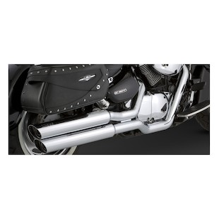 Vance & Hines Big Shots Staggered Exhaust Yamaha Road Star XV1600 / XV1700